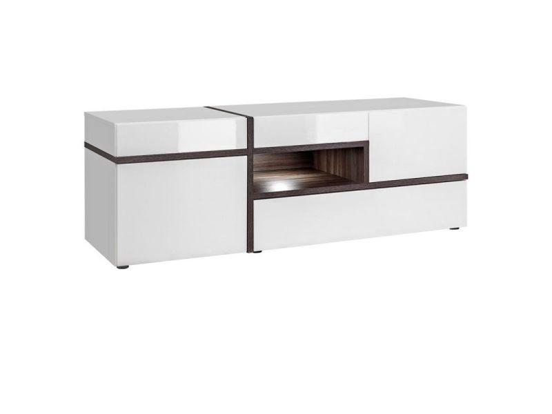 Paris prix - meuble tv design led \