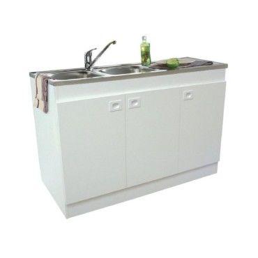 Plomberie - meuble sous évier décliq 3 portes - Vente de OUTILLAGE ...