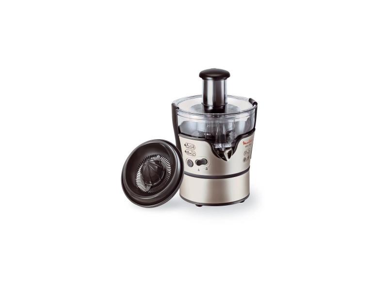 Moulinex centrifugeuse et presse-agrume elea duo silver ju385h ...
