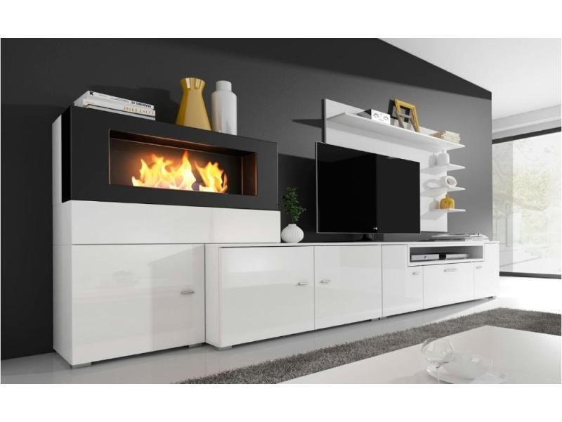Home innovation ensemble de meubles meuble de salon unit murale meuble bas tv salle for Ensemble meubles salon salle manger