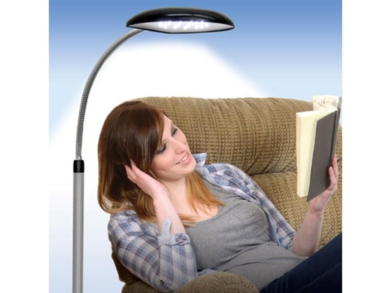 lampadaire led sans fil vente de calicosy conforama. Black Bedroom Furniture Sets. Home Design Ideas