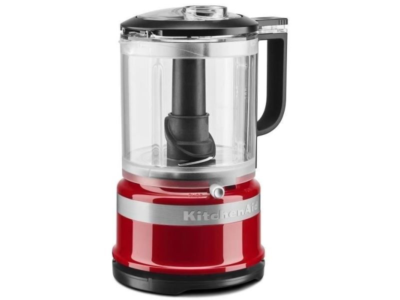 Kitchenaid 5kfc0516eer preparateur / concasseur - rouge empire KIT5413184403904