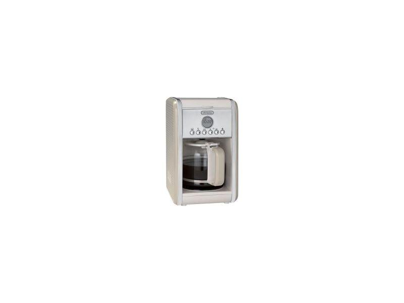 Cafetière programmable 12 tasses 2000w beige - 1342/1 431445