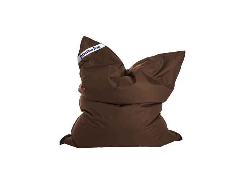 Coussin de sol jumbo bag chocolat