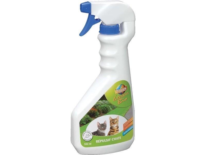 Répulsif naturel chats 500 ml