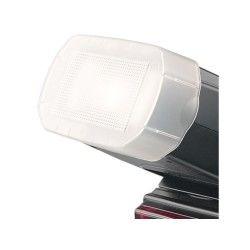 Kaiser softcap capuchon diffuseur pour flash canon 600ex-rt