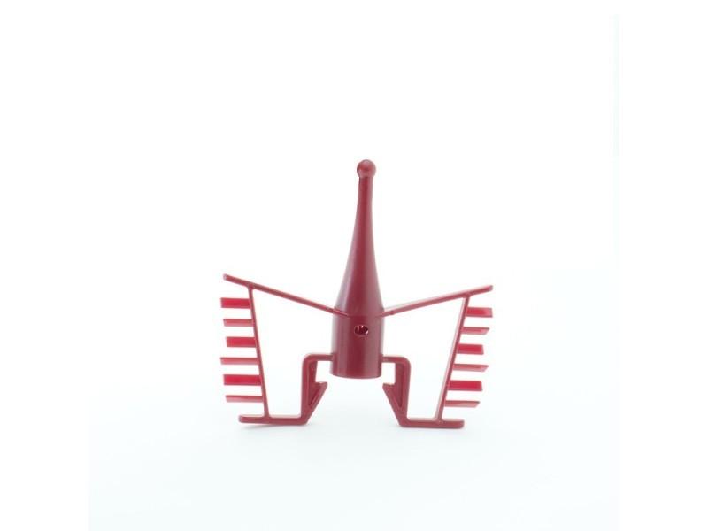 Fouet pour robot cuisio reverse de kitchencook rouge