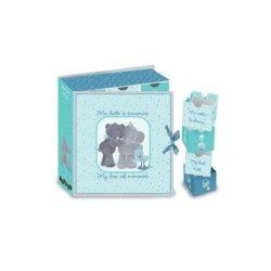 Boîte à trésor Nattou Bleu