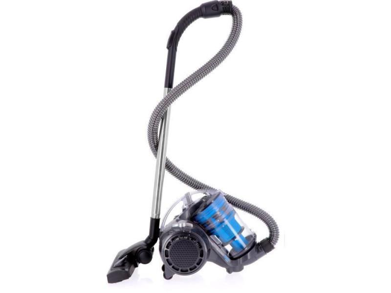 Eziclean turbo eco-silent, aspirateur sans sac multi-cyclonique aaa