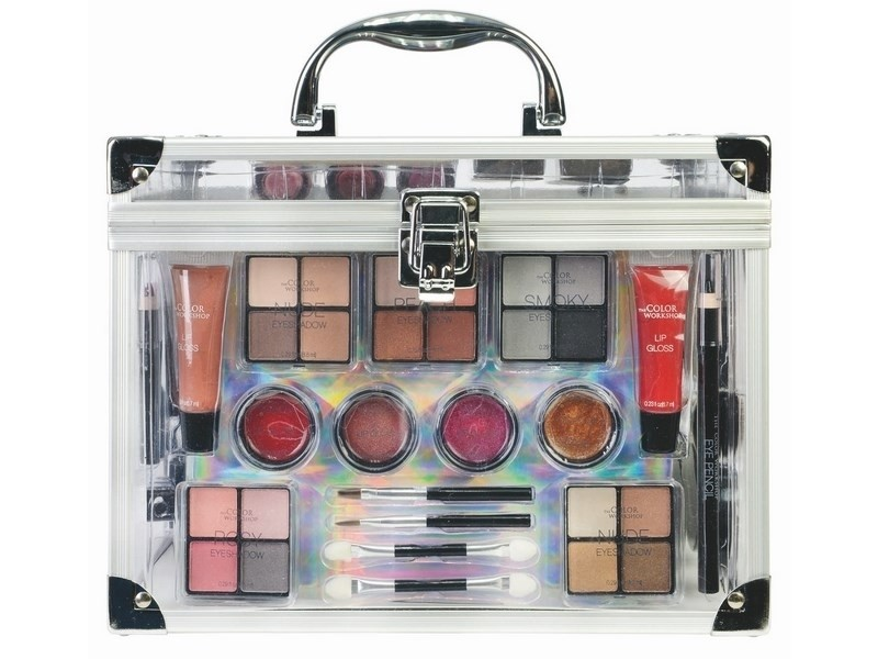 Vanity maquillage colour delig