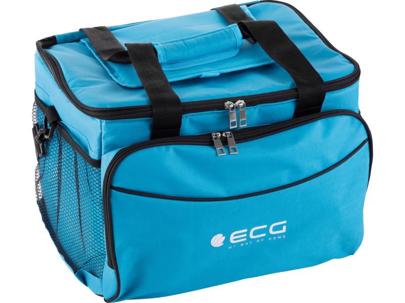 Ecg ac 3010 c - sac glacière réfrigérant - fonctionne sur allume cigare - 30l 8592131306417