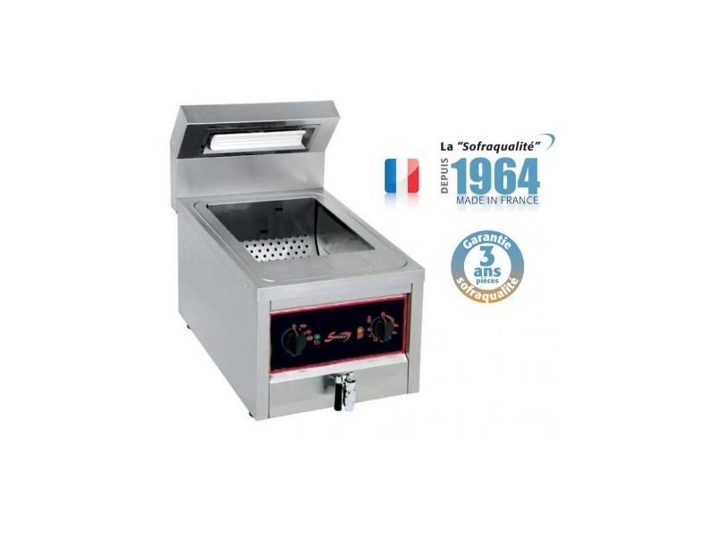 Chauffe-frites électrique - 5 kg - compact line 500 - sofraca -
