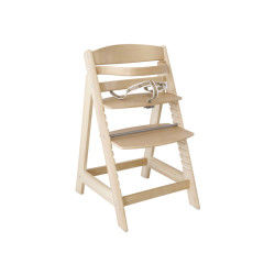 Chaise haute évolutive Roba Sit Up III Naturel