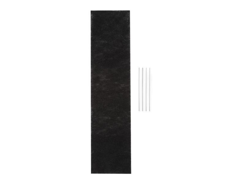 Klarstein filtre à charbon actif 67 x 0,5 x 16,7cm pour hotte royal flush 90 TK15-CF-10031699