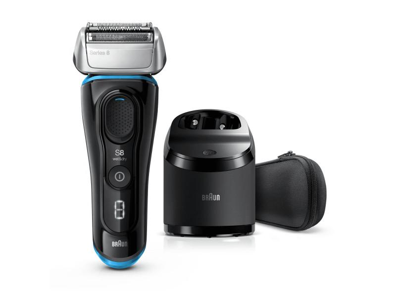 Rasoir électrique rechargeable étanche - 8-8365cc 8-8365cc