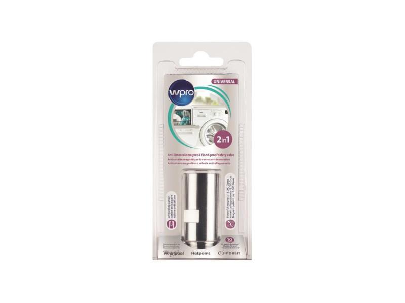 Mwb103 anticalcaire magnétique + vanne anti débordements WPROMWB103