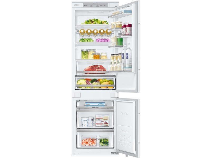 Combiné frigo-congélateur samsung brb 260076 ww