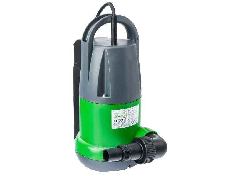 Arrosage pompe pour eaux claires à flotteur intégré voici un modèle performant de pompe immergée vid
