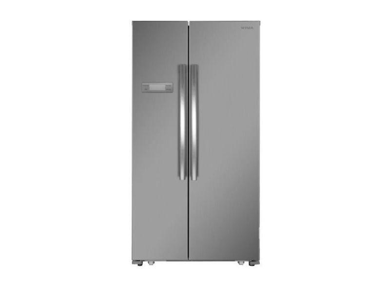 Réfrigérateur américain 517l froid ventilé daewoo 90,5cm a+, wfrn-h540b2x DAE8809721513828
