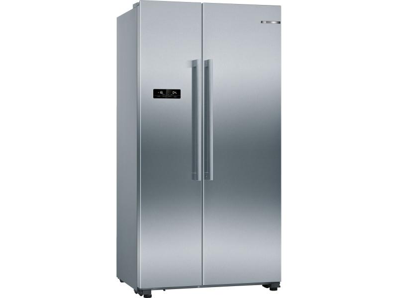 Réfrigérateur américain 91cm 560l a++ nofrost inox - kan93vifp kan93vifp