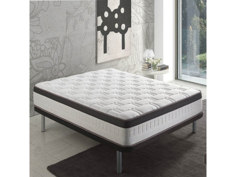 matelas m moire de forme supreme 160x200 27cm paisseur marckonfort vente de matelas 2. Black Bedroom Furniture Sets. Home Design Ideas