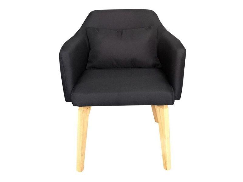 Paris prix fauteuil scandinave en tissu