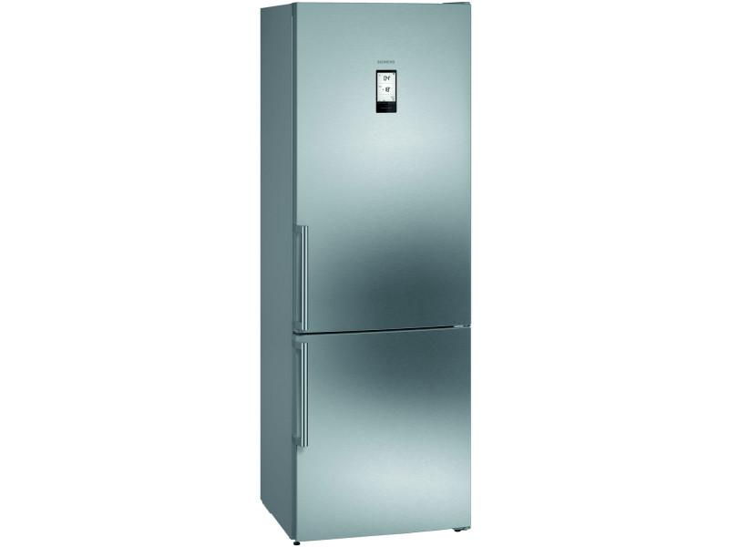 Réfrigérateur combiné 70cm 435l a++ nofrost inox - kg49naiea kg49naiea