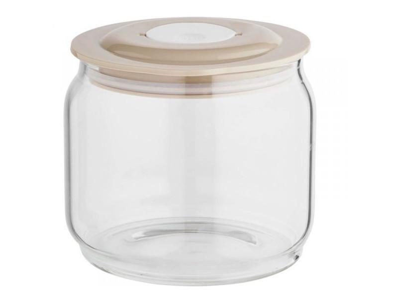 Simeo 2 pots en verre pour yaourtière - yva941