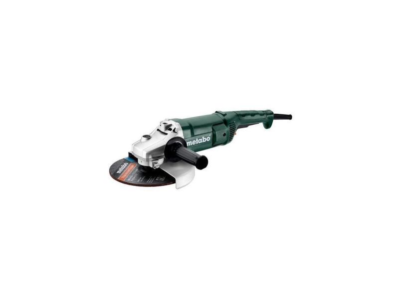 Meuleuse 230 mm wp 2200-230 * meuleuse d'angle MET4007430341426