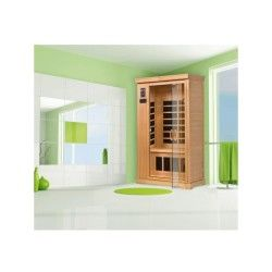 Sauna infrarouge laseno l, hemlock 21111