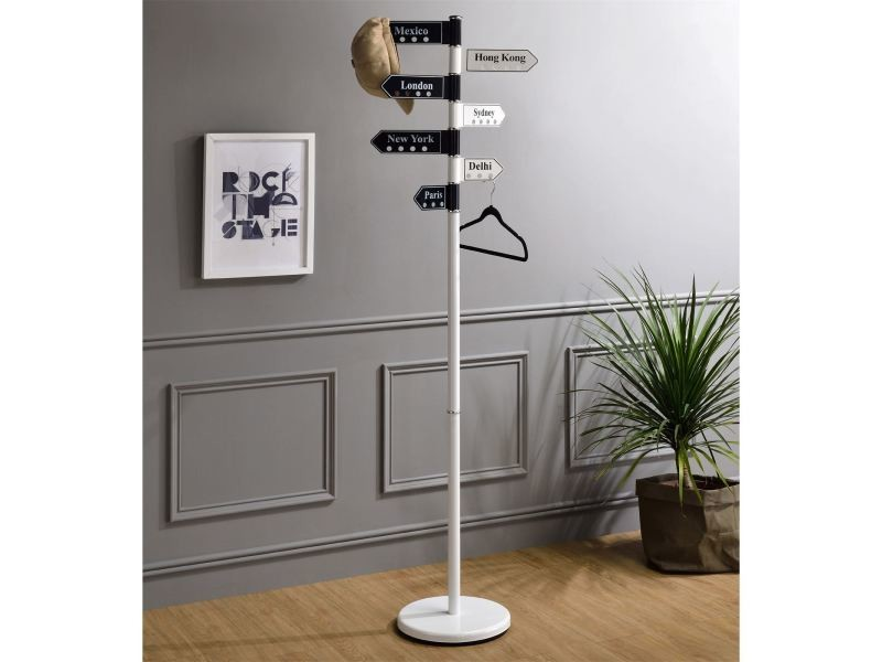 porte manteaux berta vente de porte manteau conforama. Black Bedroom Furniture Sets. Home Design Ideas