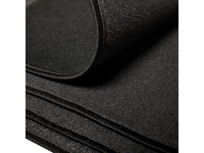 Icaverne - housses et tapis pour véhicules ensemble tapis de voiture pour opel vivaro c dubb. Cabine