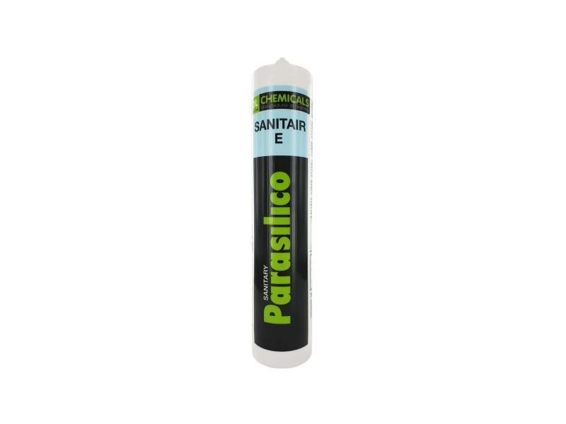 Mastic silicone sanitaire parasilico dl chemicals - transparent 310ml SILSANITAIRETRANS