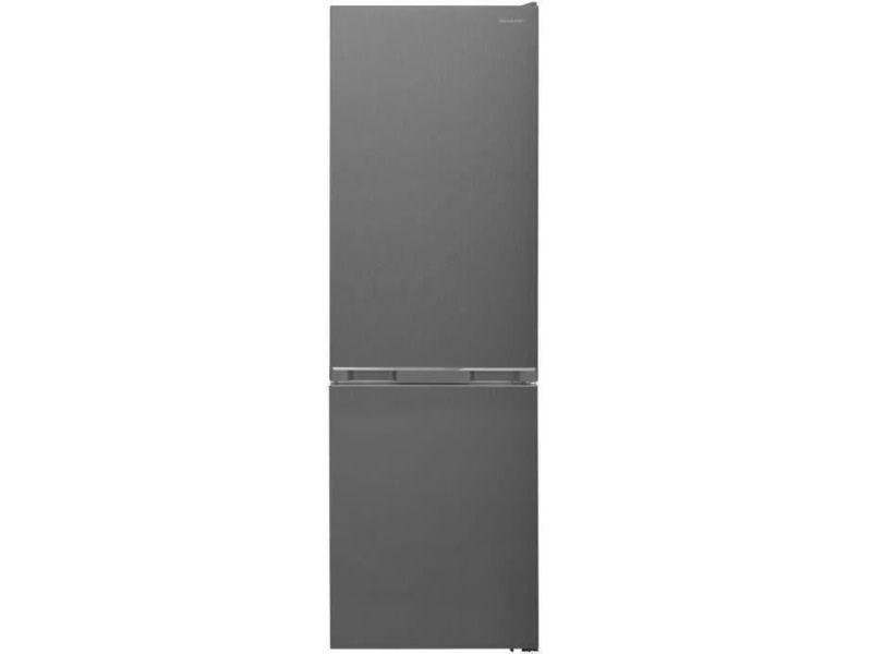 Réfrigérateur combiné, 341 l, linox SHA4974019175867
