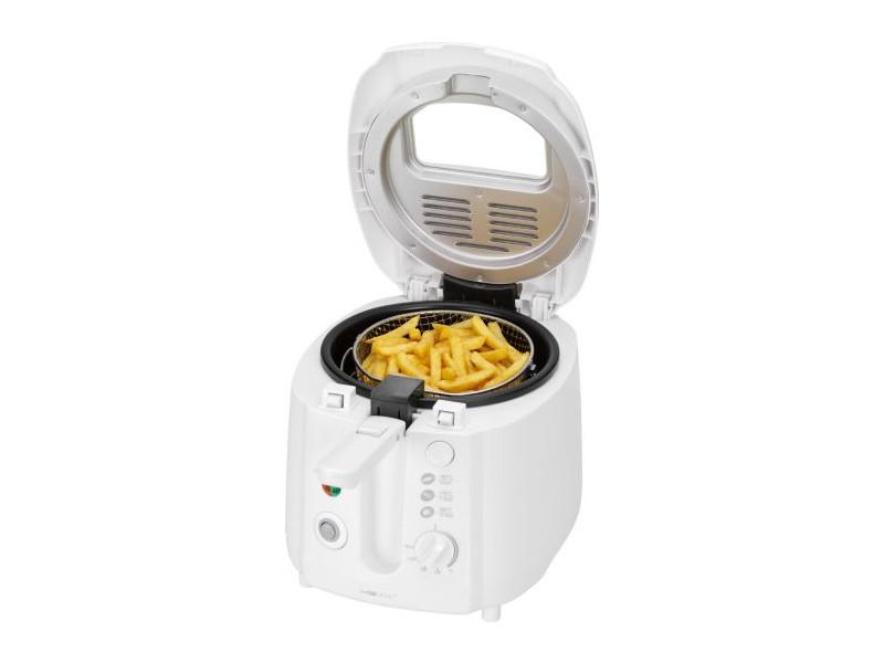 Friteuse clatronic fr 3390 - blanc