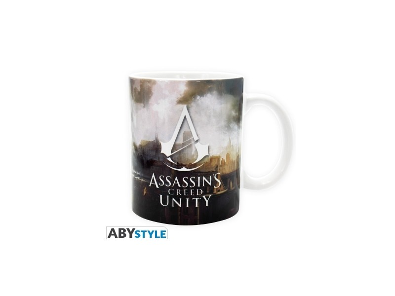 Abymug114 Concept Vente Abystyle Creed Ac5 Assassin's Art Mug De 8knXwN0OP
