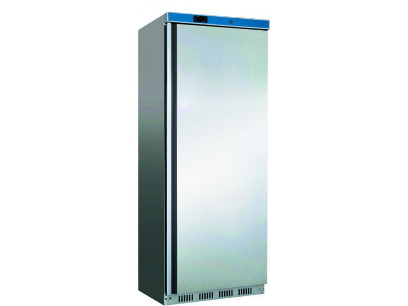 Armoire réfrigérée inox 620 l - stalgast - r600a 1 porte pleine