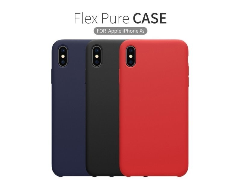 coque silicone rouge iphone xr