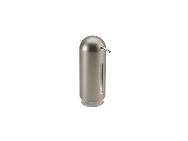Distributeur de savon design pump nickel
