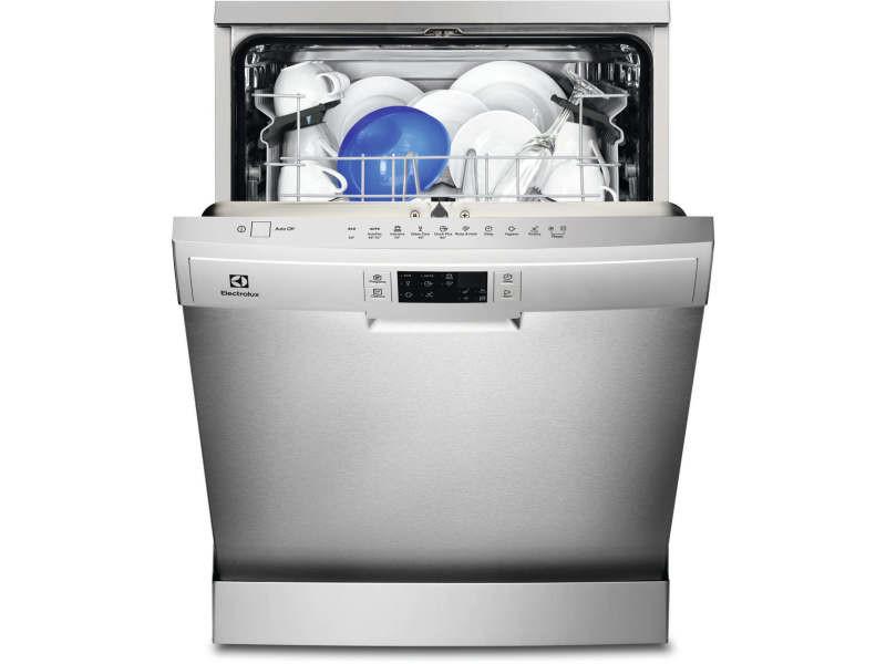 Lave-vaisselle 60cm 13c 45db a+ inox - esf5513lox esf5513lox