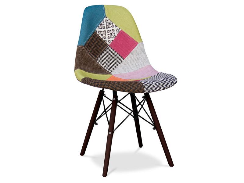 Eames Charles Dsw Multicolore Vente Style Chaise De Non BexrodCW