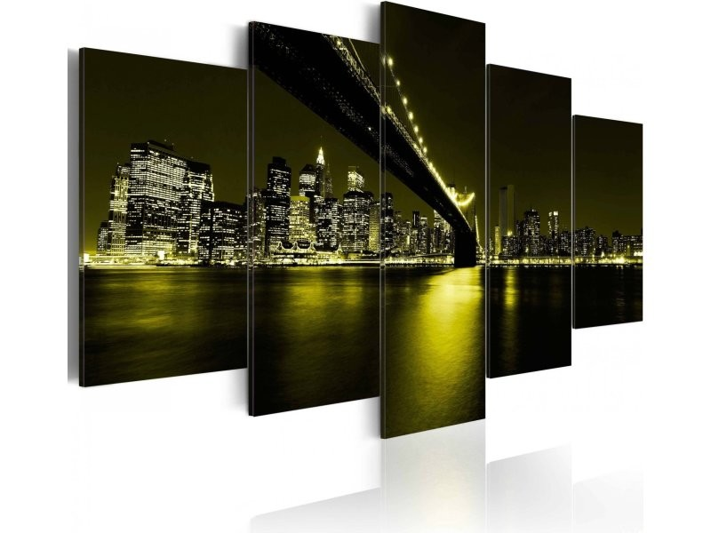 Tableau unforgettable night in new york city A1-N2983-DKXPWD