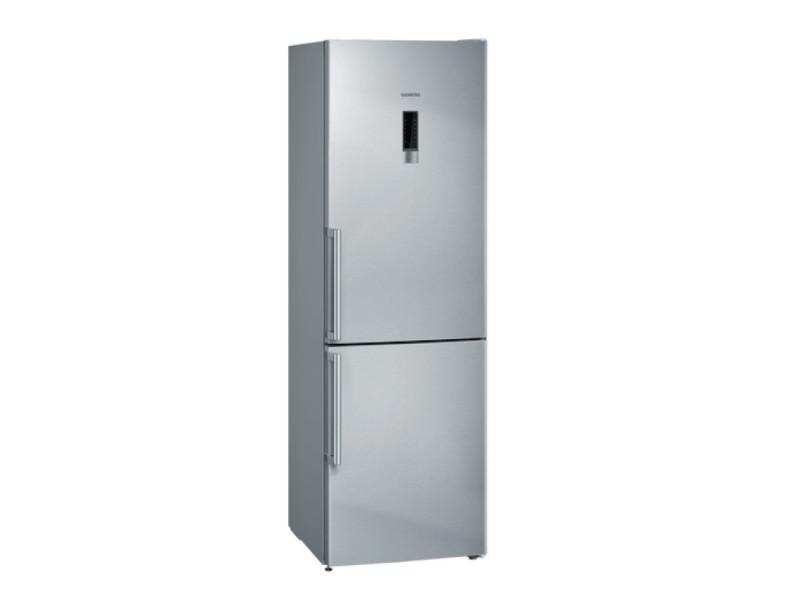 Réfrigérateur combiné 60cm 324l a++ nofrost inox - kg36n7ieq kg36n7ieq