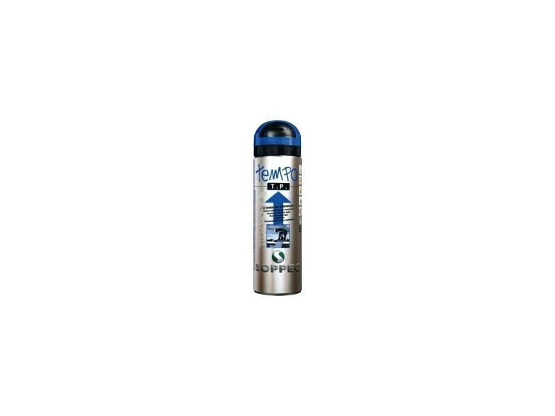 Traceur chantier tempo tp fluoaerosol 650 ml vert x12 bombes HEX-16475-VE