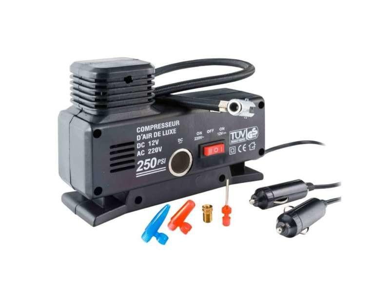 Mini compresseur 12-220 volts