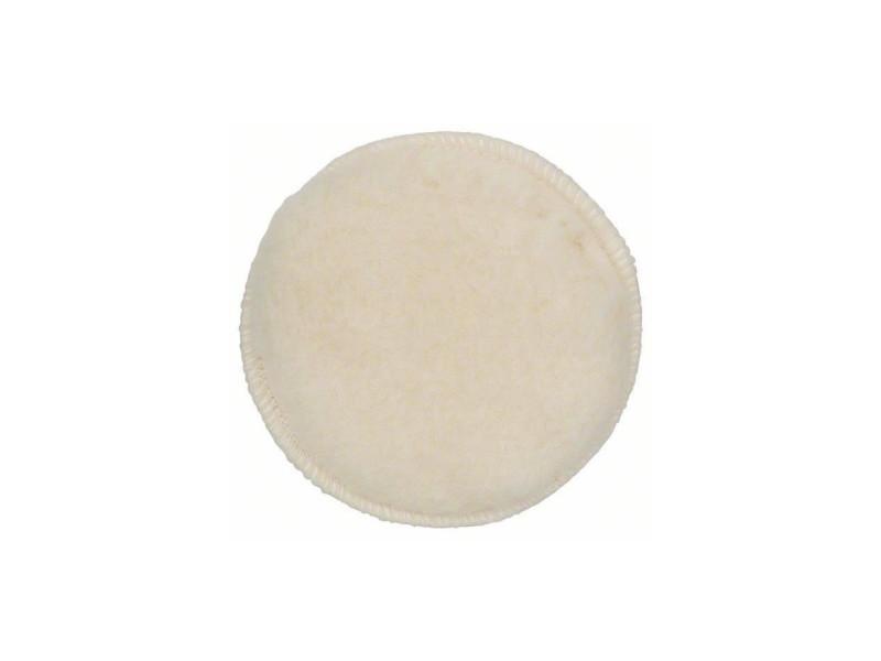 Bosch accessoires - peau de mouton 130 mm
