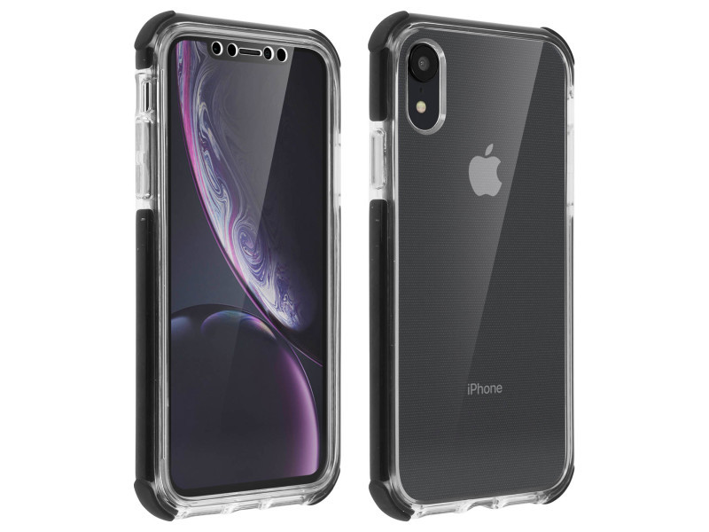 coque integrale iphone xr silicone
