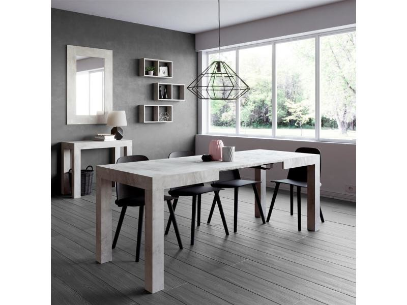 Extensible CuisineFirstBois FiverTable RustiqueMade Mobili hdrtsQ