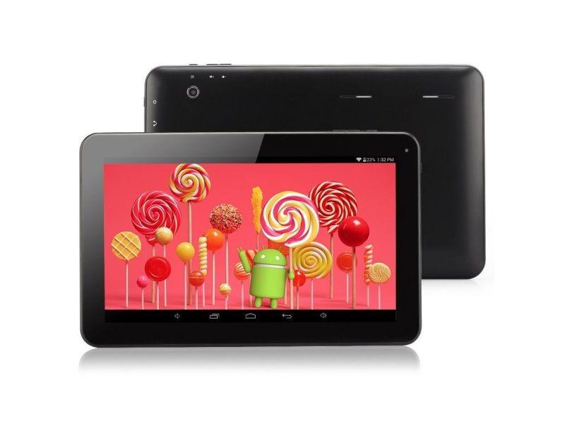 fd20960de8e0c5 Tablette tactile 10 pouces android lollipop 5.1 octa core 16go noir - Vente  de Tablette tactile - Conforama