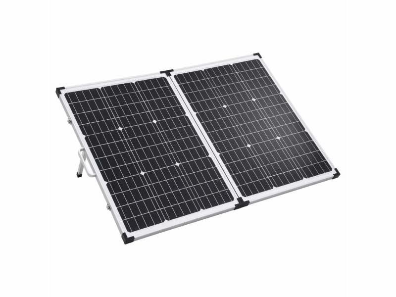 Admirable accessoires électriques famille asmara boîte de panneau solaire pliable 120 w 12 v